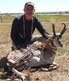 Colorado guided archery hunts