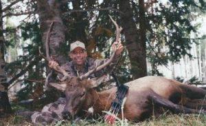 Colorado guided archery hunts