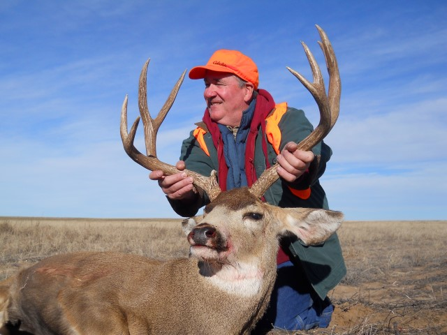 Outfitter of the year 2015 Hunting with Cassidy Hunts