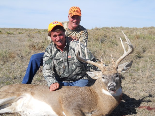Big Game hunt with Jack Cassidy