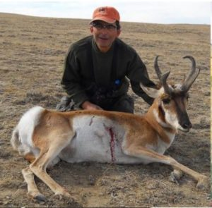 Guided colorado Antelope Hunts