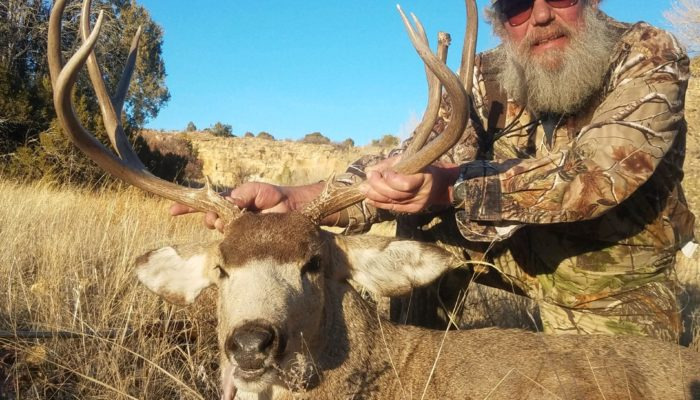 Late Season Rut Hunt